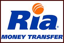 Ria Money trasnfer